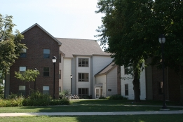 Central College McKee Hall