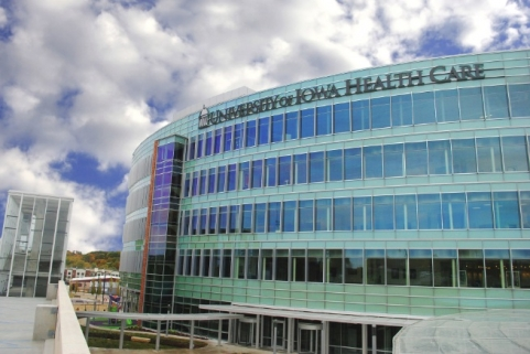 University of Iowa Hospitals - Iowa River Landing